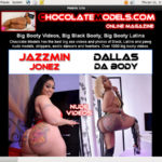 Chocolate Models Vids