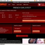 Free Password FRENCH GIRLS FEET
