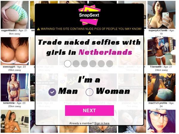 FreeSnap Sextaccounts