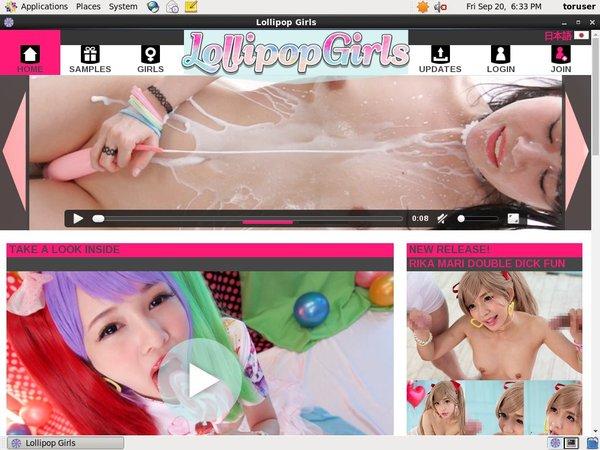 Lollipopgirls Premium Account Free