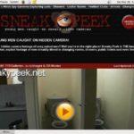 Sneaky Peek With Zombaio