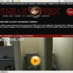 Sneakypeek Free Acount
