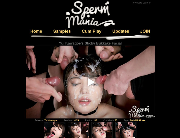 Special Spermmania Trial