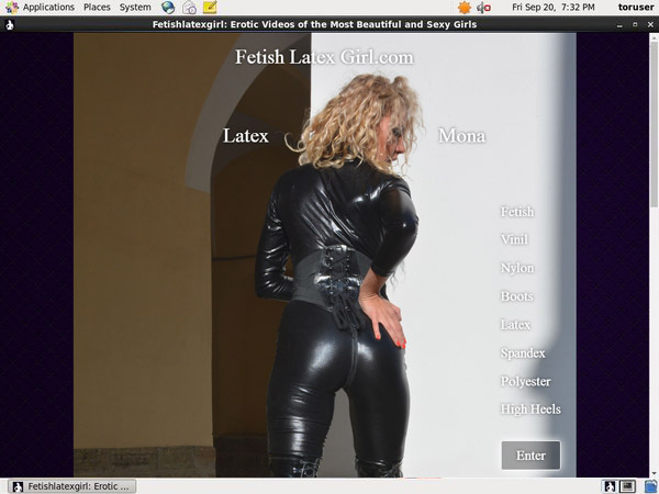 Join Fetishlatexgirl Paypal