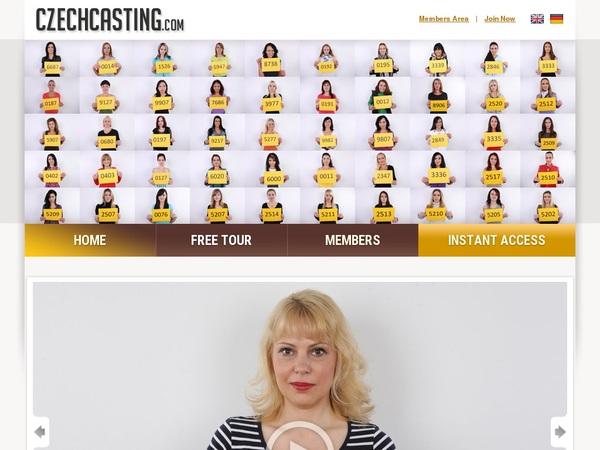 Czechcasting.com Anastasia