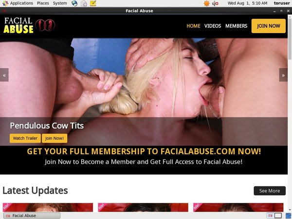 Facial Abuse Direct Pay
