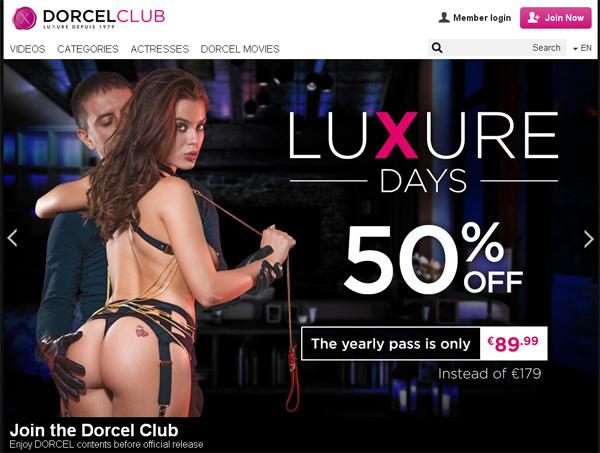 Free Dorcelclub.com Promo Code