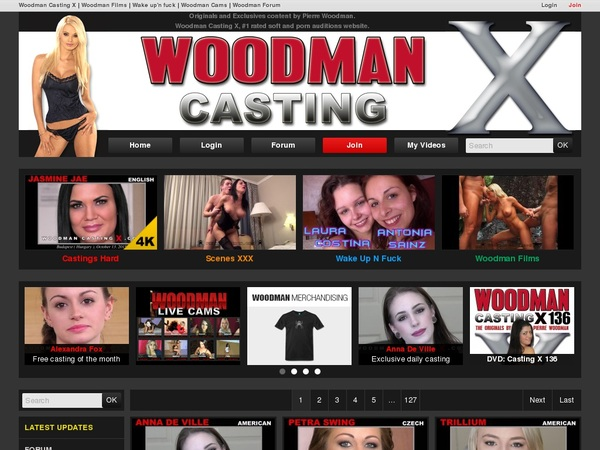 Woodman Casting X Without Credit Card