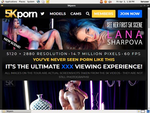 Free Logins Porn 5K
