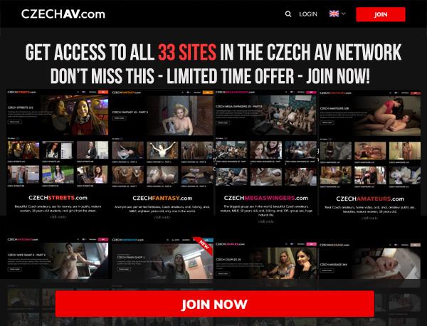 Czechav.com User And Password